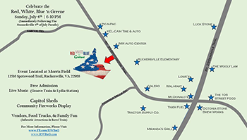 Event Road Map