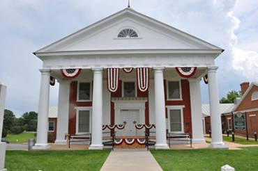 Stanardsville Community Stage