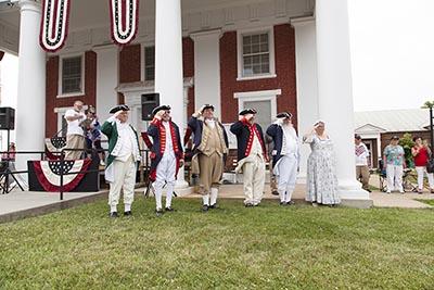 Stanardsville Independence Day July 4, 2017