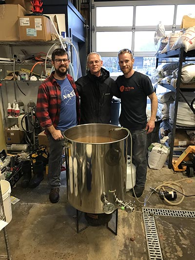 Interview with Co-Winners of the 2018 Brewer's Choice Competition