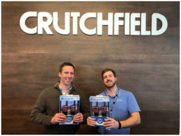 Crutchfield Donates Two-Way Radios To SIDC