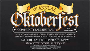 Stanardsville to Hold First Oktoberfest