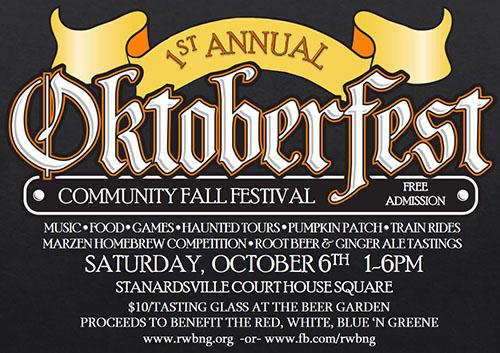 Countdown to Oktoberfest